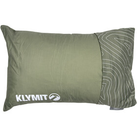 Klymit Drift Car Camp Pillow Regular, green